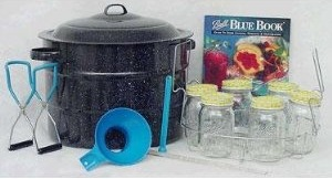 Ball canning set