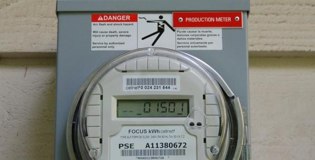 1501 kWhs produced
