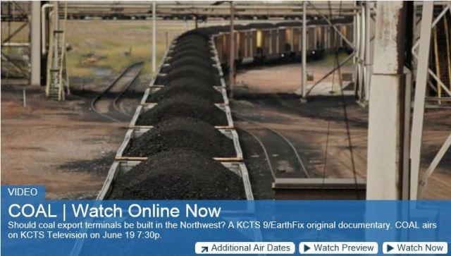 Coal on KCTS 9